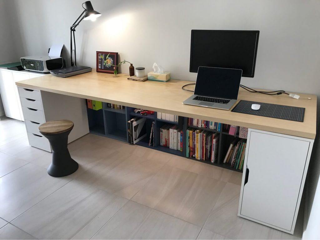 Hoop Pine, Austral Plywood, Plywood Desk