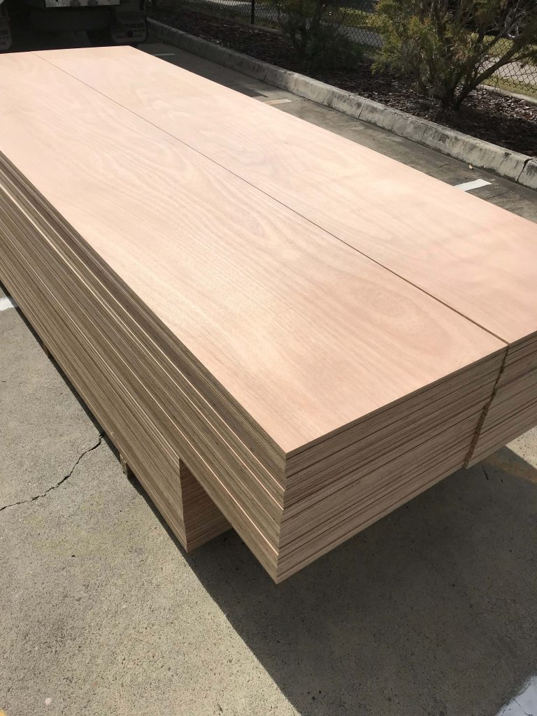 Plywood, Cut to size