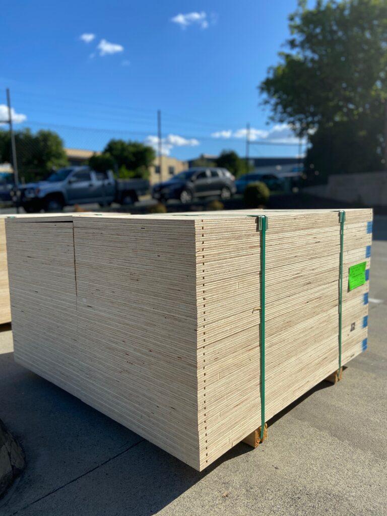 Plywood Noggin